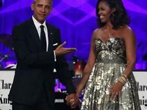 Tổng thống Obama tiết lộ bí mật động trời về vợ