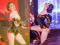 """Những màn """"biến hình"""" siêu sexy của Hoàng Thùy Linh trên sân khấu"""