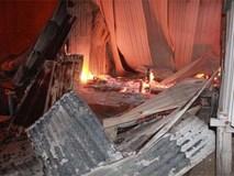 Gần 40 căn nhà bị thiêu rụi trong đêm ở Nha Trang