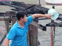 Trắng tay sau vụ cháy hơn 40 căn nhà giữa đêm ở Nha Trang
