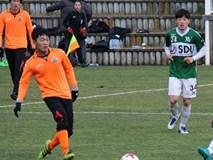 Xuân Trường lập cú đúp, Gangwon FC vùi dập đối thủ không thương tiếc