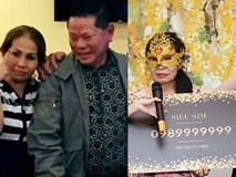 """Chiếc sim khủng 20 tỷ lộ mặt chiêu trò """"đấu giá ảo"""" của Ngọc Trinh?"""