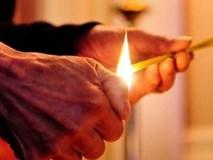 Có sai lầm khi ngày Tết thắp hương liên tục?
