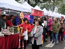 Hội chợ Xuân Vinhomes 2017 tái hiện không gian Tết cổ truyền