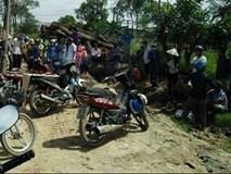 Một thanh niên bị tàu kéo lê 100m chết thảm, xe máy vỡ nát