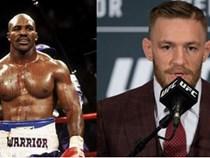 """Huyền thoại bị Mike Tyson cắn tai xin đấu """"Gã điên"""" UFC"""