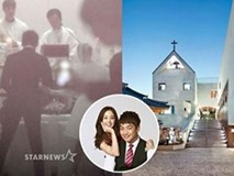Cặp đôi giàu nhất nhì Kbiz Kim Tae Hee và Bi Rain tổ chức đám cưới chỉ 24 triệu đồng