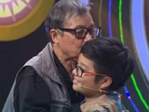 Cảm động trước tình cảm con trai Thảo Vân dành cho ông nội đã bị mất thính lực