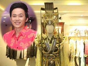 Hé lộ trang phục nặng hơn 10kg của Hoài Linh trong Táo Quân 2017