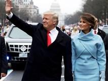Lễ nhậm chức vắng vẻ và cảm xúc đối nghịch của Trump