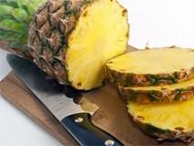 Chế độ ăn từ dứa giúp thải độc cơ thể trong bốn ngày