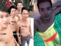 Cảnh sát đột nhập sào huyệt đường dây mại dâm nam ở Sài Gòn
