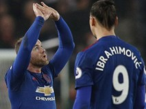 Rooney lập kỷ lục, cứu M.U thoát thua