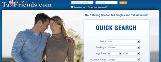 Search for dating site in canada