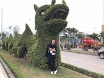 Mr Đàm làm thơ về 'linh vật' hot nhất tết 2017 - Rồng pikachu Hải Phòng