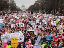 Ai đứng sau hàng trăm cuộc biểu tình chống Tổng thống Trump?