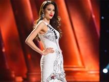 Phạm Hương gây sốt khi xuất hiện trong clip quảng bá Miss Universe 2016