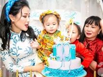 Maya tổ chức sinh nhật hoành tráng cho con gái cưng