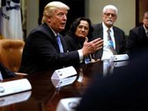 Ông Trump chính thức ký sắc lệnh rút khỏi TPP