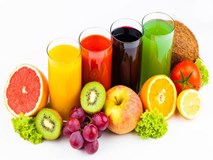 Ai hay uống nước ép trái cây nhất định phải biết những điều này