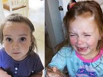 Cười té ghế khi lũ trẻ nghịch ngợm tự cắt tóc mình