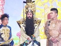 Hoài Linh đeo mặt nạ nhận 92 tỷ đồng, 'đá xoáy' xổ số Mỹ trong kịch Táo Quân