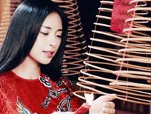 'Đả nữ màn ảnh Việt' cũng có lúc đẹp dịu dàng đến thế này!
