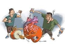 Chị em 'bỏ túi' cách xử lý ngộ độc rượu