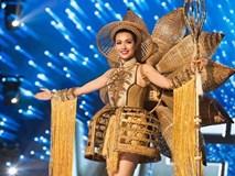 Lệ Hằng chinh phục Fans khi toả sáng tại bán kết Hoa hậu Hoàn vũ