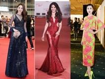 10 'Nữ hoàng thảm đỏ' showbiz Việt năm 2016