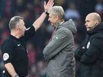 FA chính thức phạt Wenger, lỡ đại chiến Chelsea