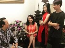 Hoài Lâm sang chúc Tết nhà bạn gái, rộ nghi vấn sắp tổ chức lễ kết hôn