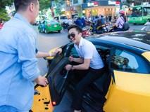 Dàn siêu xe khuấy đảo showbiz Việt 1 năm qua