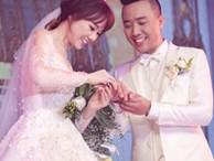 """Cuộc sống """"không như mơ"""" của vợ chồng Hari – Trấn Thành 1 tháng sau đám cưới"""