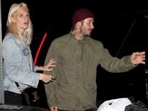 David Beckham bị 'chộp' cảnh mắt nhắm mắt mở sau khi đi tiệc tùng với bạn bè