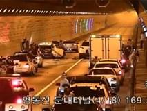 Tai nạn giao thông ở Hàn Quốc, và cách mà người ta ứng xử khi bắt gặp khiến bất cứ ai cũng phải nể phục