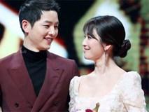 Rộ tin Song Joong Ki và Song Hye Kyo sẽ kết hôn năm 2017