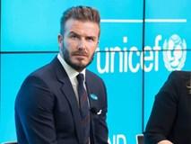 Sốc: Beckham bị tố làm từ thiện chỉ để đánh bóng tên tuổi, nhằm được phong tước Hiệp sĩ