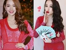 Chiếc váy Minh Hằng mặc lỗi, Angela Phương Trinh diện lại như thế nào?