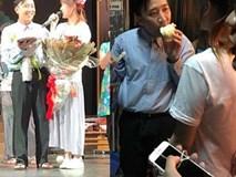 Trấn Thành nói gì sau khi Hari Won bất ngờ lên sân khấu chúc mừng sinh nhật?