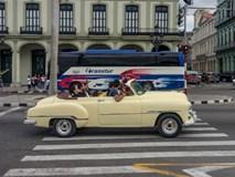 Thị trường ôtô Cuba sau khi Mỹ nới lỏng lệnh cấm vận