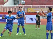 Hình ảnh đối lập trước giờ G của U23 Việt Nam và U23 Malaysia