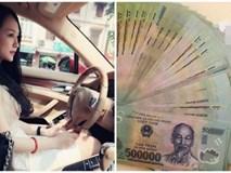 Vợ Tuấn Hưng giàu thì ai cũng biết rồi, nhưng nhìn số tiền kiếm được trong một ngày vẫn phải choáng