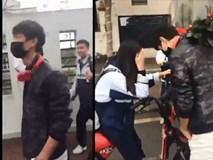 """Thanh niên vác hoa, bịt khẩu trang đi tỏ tình theo phong cách """"Lee Min Ho"""" gây sốt"""