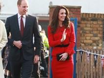 Công nương Kate mặc lại váy cũ từ 7 năm trước