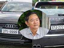 Vị tướng ba lần xin đề xuất đấu giá biển số xe đẹp
