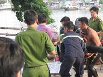 Ba giờ lặn kênh tìm cô gái đuối nước ở Sài Gòn