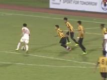 U23 Việt Nam 3-0 Malaysia: Công Phượng kiến tạo và ghi bàn