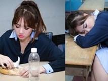 Sau sinh nhật Trấn Thành, Hari Won bất ngờ ngã bệnh