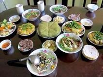 Những món ăn không thể thiếu trong mâm cỗ cúng Rằm Tháng Giêng